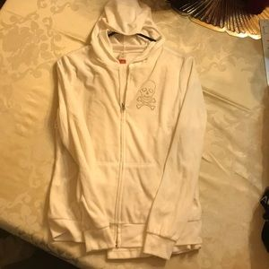 No Boundaries Size M 7/9 Hoodie Lounge Suit